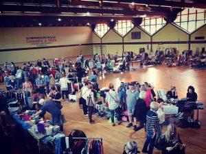 Kinderkleider-Basar in Gemünden @ Scherenberghalle Gemünden