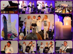 "Benefizkonzert mit ""The Jets Revival Band"" @ Alte Turnhalle"